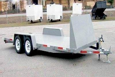 Custom Built Trailers - Down to Earth Trailers