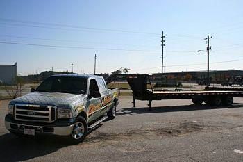Gooseneck Trailers - Down to Earth Trailers