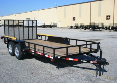 Landscape Trailers - Down to Earth Trailers