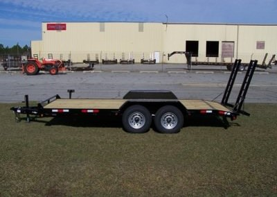 Equipment Haulers & Deckovers - Down to Earth Trailers