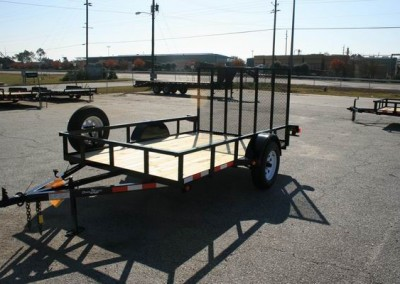 ATV Trailers & Haulers - Down to Earth Trailers