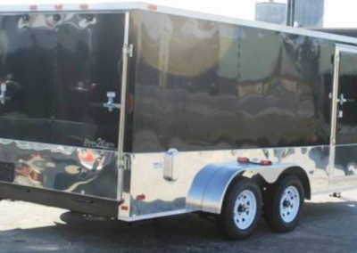 Cargo / Enclosed Trailers - Down to Earth Trailers