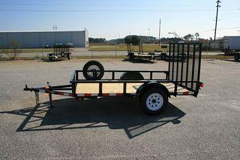 Utility Trailers - Down to Earth Trailers
