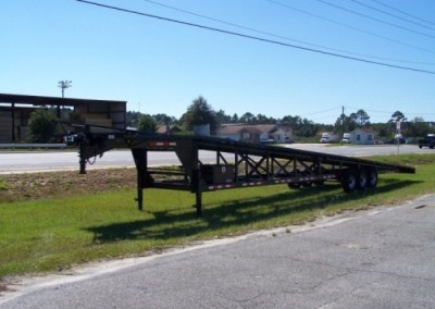 Wedge Trailers - Down to Earth Trailers
