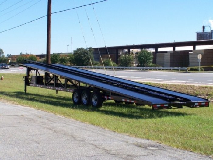 Wedge Trailers